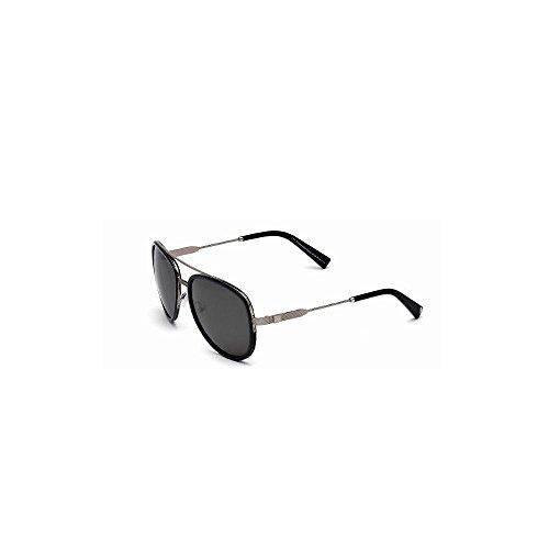polarisées lunettes plein lunettes de voler soleil de Black Lunettes miroir Hommes Verres de polarisés grenouille Pilote polaris air soleil de pour de soleil Voyager Convient soleil de Sports Lunettes de 154q4wz