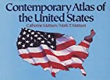 Contemporary Atlas of the United States, Catherine Mattson and Mark T. Mattson, 0028972813