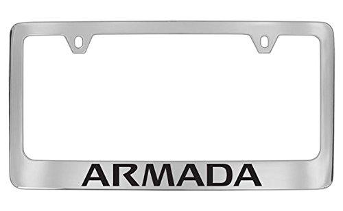 nissan-armada-chrome-license-plate-frame-holder