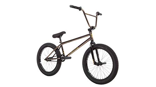Fit 2019 BMX 20″ Homan Smoke Chrome Complete Bike