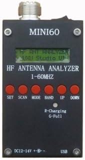 Sark100 Mini HF ANT SWR antena analizador para Ham Radio ...