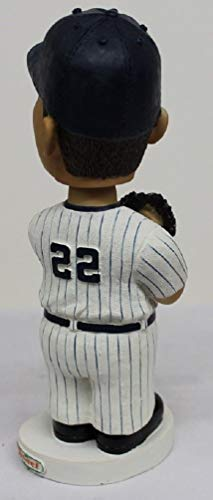 Roger Clemens Bobblehead w/Game Ticket Yankees NIB Bobble Dobbles 46696r54