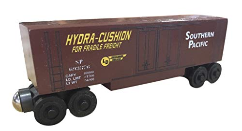 Whittle Boxcar - Hydra-Cushion Southern Pacific Hi-Cube Boxcar by The Whittle Shortline Railroad