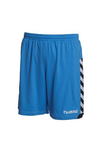 Hummel Kinder Shorts BEE AUTHENTIC POLY, diva blue, 110  ( 4 )