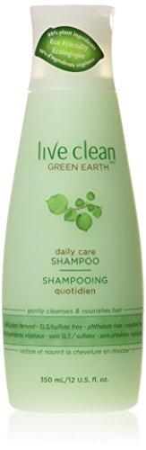Live Clean Green Earth Invigorating Shampoo (Green Live)