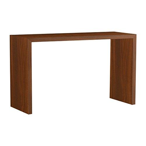arne ダイニングテーブル テーブル 幅135cm 奥行30cm 高さ72cm デスク 日本製 セミオーダー パソコンデスク 机 おしゃれ 木製 Zero-X 13530D ブラウン B0791CX6B2 幅135cm×奥行30cm,ブラウン
