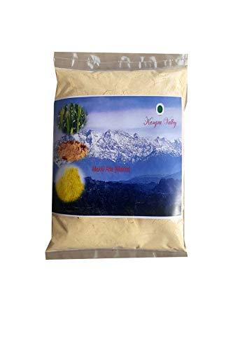 KANGRA VALLEY Home Garden Natural Corn Maize Atta/Makki Atta 1kg