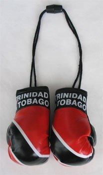 Trinidad & Tobago - Mini Boxing Gloves by (Trinidad Boxing Gloves)