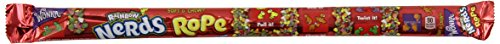 Nerds Rainbow Rope Candy, 0.92 Ounce (Pack of 24)