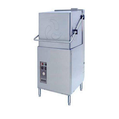 - Champion DH5000 - 53 Rack/Hr Hood-Type Genesis Dishwasher
