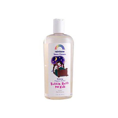 Kids Bubble Bath Sweet Dreams Rainbow Research 12 oz Liquid