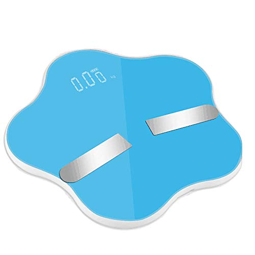(Hot Sale!DEESEE(TM)Home Bluetooth Smart Electronic Scale Precision BMI Weight Scale (Blue))