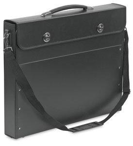 The START PREMIUM Black Portfolio Bag 18x14x2.50 by Prat-Paris® - 18x14 by PRAT Start