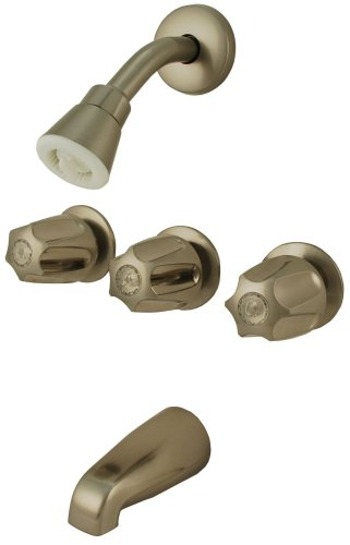 nickel 3 handle trim kit - 5