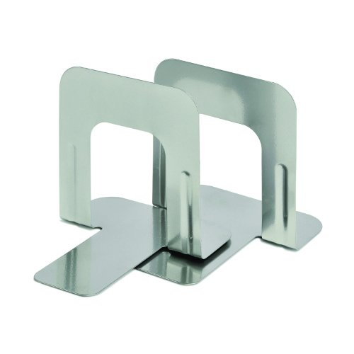Steelmaster MMF Industries Economy Steel 5-Inch Bookends (MMF241005050)