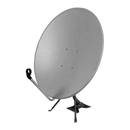 Homevision Technology Satellite Dish Digiwave 33 Inch Offset Satellite Dish, Gray (DWD80T) by Homevision Technology