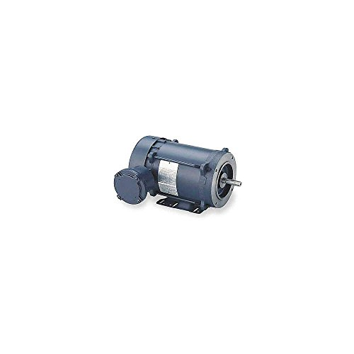 - Hazardous Location Motor, 1 HP, 3450 rpm