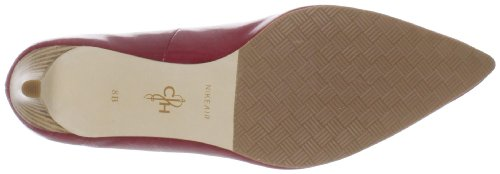 Cole Haan Womens Air Juliana 45 Pump Tango Rosso Brevetto