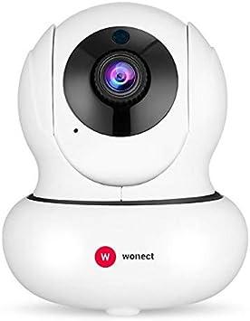 Camara IP WiFi Wonect T21 Tuya Smart Life App Domotica. Seguridad para el hogar, vigilancia en segundas viviendas, Casas de la Playa.: Amazon.es: Bricolaje y herramientas