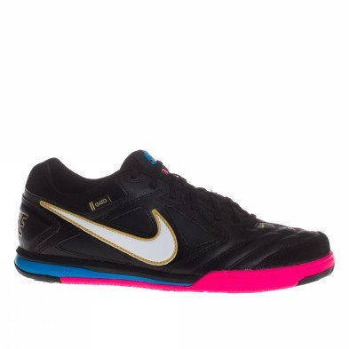 6643eceeb10 Galleon - Nike NIKE5 Gato Leather CR7 - Black (8.5 Mens)