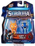 Slugterra Mini Figure 2-Pack Burpy V1 & Joules [Includes Code for Exclusive Game Items]