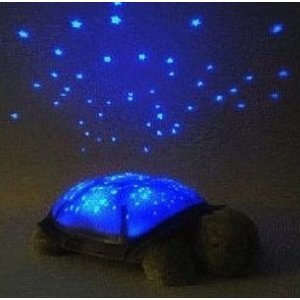 Kids Also Dark Bedroom Scary! Little Turtle Planetarium Starry Sky Pink  Interior (japan Import