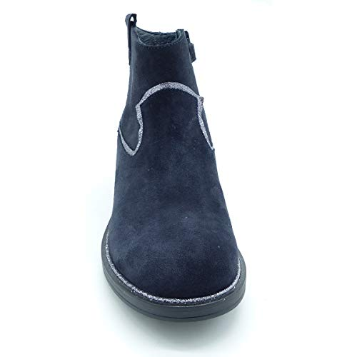 Reqins Celeste Boots Marine Reqins Bleu Bleu Celeste Boots ppxgrwz