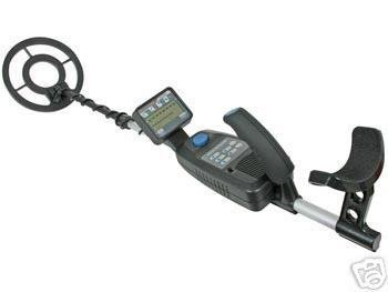 CS300 - Detector de metales profesional (con pantalla LCD)