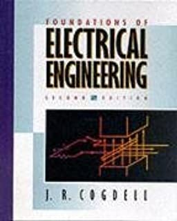 electrical engineering by j r cogdell