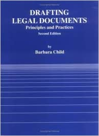 Drafting Legal Documents