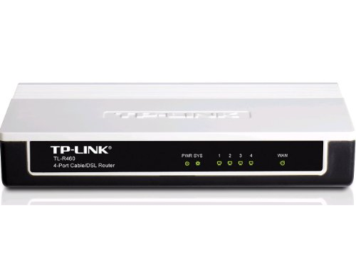 Amazon.com: TP-LINK TL-R860 Advanced 8-Port Cable/DSL Router, 1 WAN ...