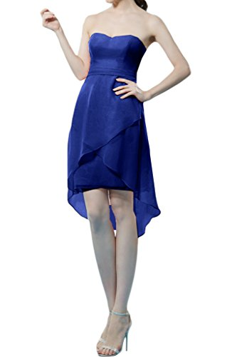 Missdressy - Vestido - trapecio - para mujer Azul Real 38