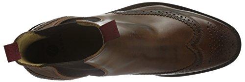 Hudson Men's Breslin Calf Ankle Boots, Brown Brown (Cognac 26)