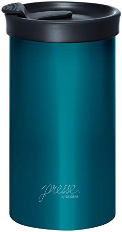 Presse Tumbler Stainless Portable Peacock product image
