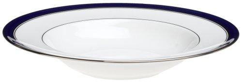 - Royal Worcester Howard Cobalt Platinum Soup Plate 9 Inch