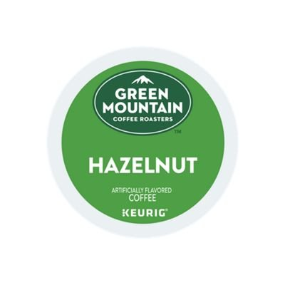 Green Mountain Coffee Hazelnut K-cups for Keurig Brewers, 72 (Hazelnut Flavored Fresh Roasted Coffee)