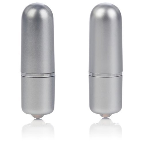 3 Speed Soft Dual Vibrating Couples Cock Ring with Removable Bullets (Smoke) Clit, Vagina, Testicle and Anal Stimulation