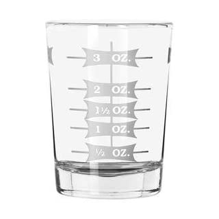 Professional Measuring Glasses, Two - 4 oz Measuring Glasses (2)