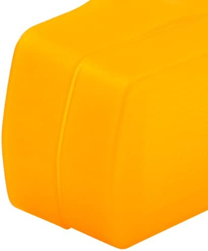 Pixco Flash Bounce Diffuser Orange Dome Camera Cover Cap for Canon 580EXII YongNuo YN-565EX YN-568EX YN560 III YN-560EX Speedlite