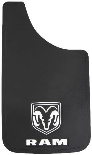 Plasticolor Dodge Ram Logo Easy Fit Mud Guard 11