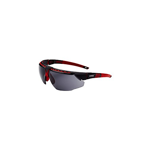 Uvex S2864HS Avatar Adjustable Safety Glasses with HydroShie
