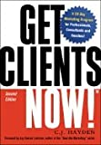 img - for Get Clients Now! : A 28-day Marketing Program for Professionals, Consultants, And Coaches 2ND EDITION book / textbook / text book