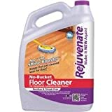 vinyl flooring cleaner - Rejuvenate No-Bucket Floor Cleaner Fresh Scent, 1 Gallon