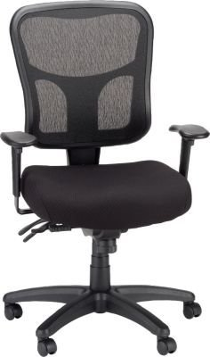 Tempurpedic Tempur-Pedic TP8000 Ergonomic Mesh Mid-Back Task Chair; Navy by Tempur-Pedic