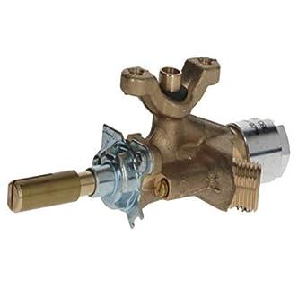Mainho 000003000165 Quemador Válvula de Gas Llave CAL20703 ...