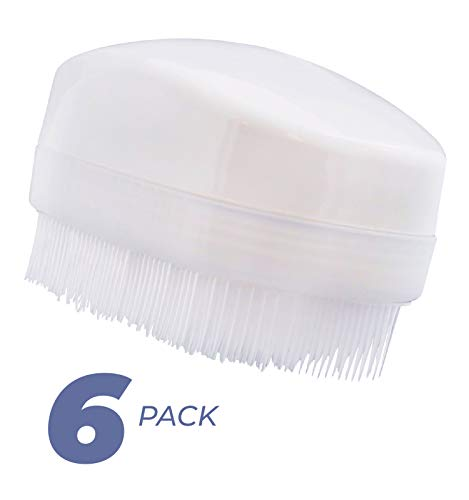 Wilbarger Therapy Brush, 6 Pack - Therapressure Brush for Occupational Therapy for Sensory Brushing - Designed by Patricia Wilbarger - Use as Part of The Wilbarger Brushing Protocol