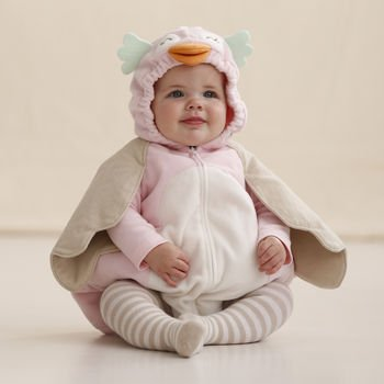 carters baby halloween costume wise owl 3 pieces hooded top long sleeve shirt tights 24