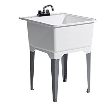 Ldr 040 6000 Complete 19 Gallon Laundry Utility Tub With
