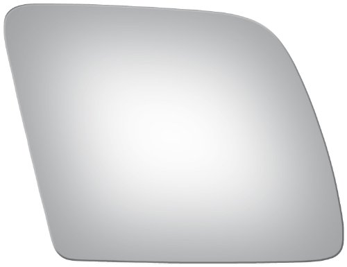 (Flat Passenger Right Side Replacement Mirror Glass for 1992-2007 Ford Truck Econoline)