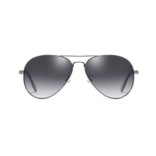Coolsir verres Protection unisexe Lunettes mode cadre de UV400 métallique soleil 3 de de Mengonee polarisées lunettes AwdvtxqA